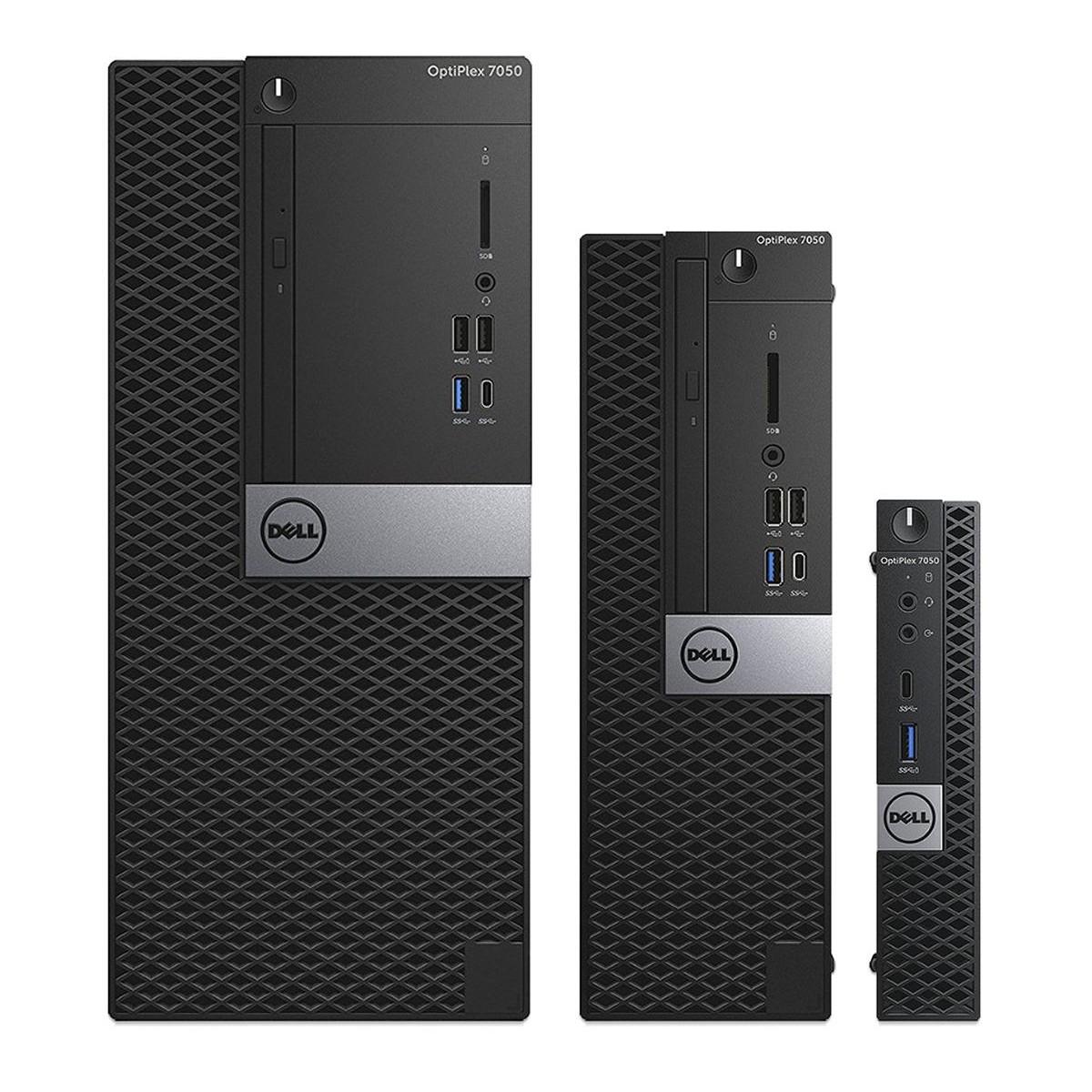 DELL 7050 SFF 3.7 i3 8GB DDR4 SSD M.2 W10 PRO