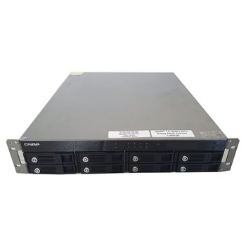 NAS QNAP TS-859U-RP+ 1.8 DC 8x3,5 2x1GB 2xPSU