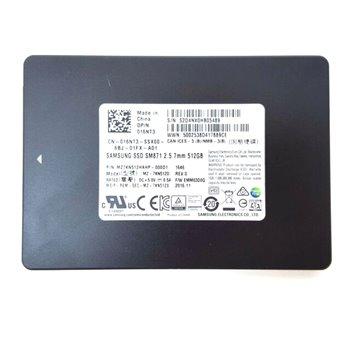 DELL SAMSUNG 512GB SSD SATA SM871 2,5 016NT3