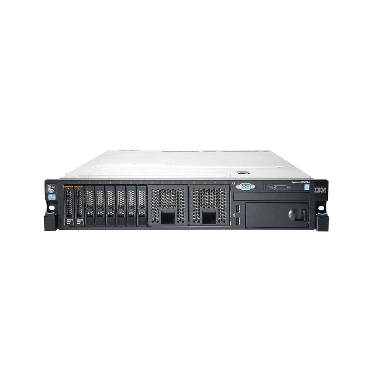 WIN2019 25CAL+IBM x3650 M4 2x8CORE 64GB 2xSAS RAID