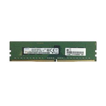 HP SAMSUNG 8GB 1Rx8 PC4-2400T ECC REG 809080-591