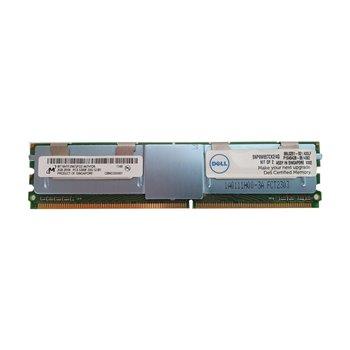 DELL MICRON 2GB 2Rx8 PC2-5300F MT18HTF25672FDZ-667