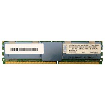 PAMIEC IBM 2GB 2Rx4 PC2-5300F 38L5905 39M5791