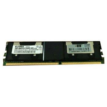 PAMIEC HP 2GB 2RX4 PC2 5300F FB ECC 398707-051