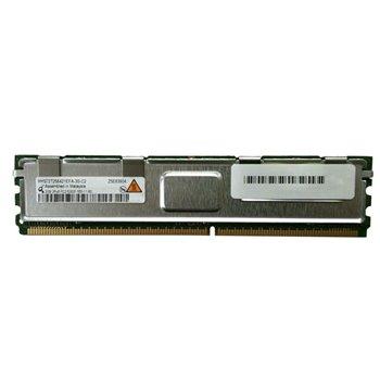 QIMONDA 2GB 2Rx8 PC2-5300F HYS72T256421EFA-3S