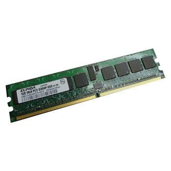 PAMIEC ELPIDA 2GB 2Rx8 PC2-5300P EBE21AE8ACWA-6E-E