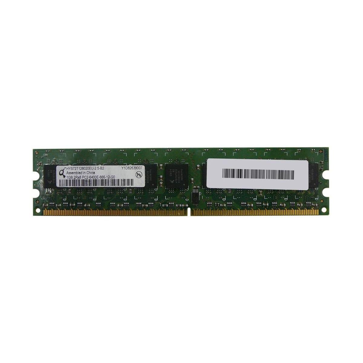 HP QIMONDA 1GB 2Rx8 PC2-6400E 444908-051 ECC