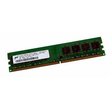 PAMIEC MICRON 1GB 2Rx8 PC2-5300U MT16HTF12864AY