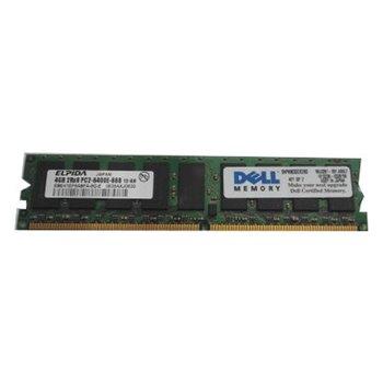 DELL ELPIDA 4GB 2Rx8 PC2-6400E ECC EBE41EF8ABFA