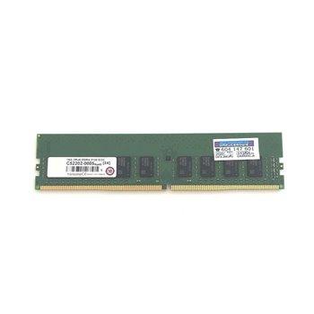 TRANSCEND 16GB 2Rx8 DDR4 2133 ECC UDIMM