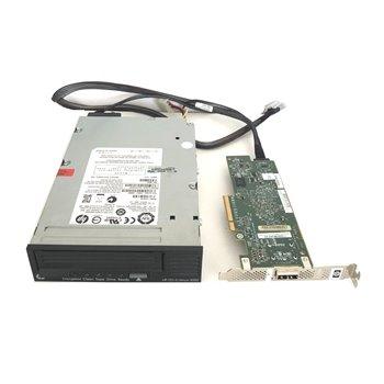 HP LTO- ULTRIUM 3000 EH957  SAS9205-4i4e KABEL