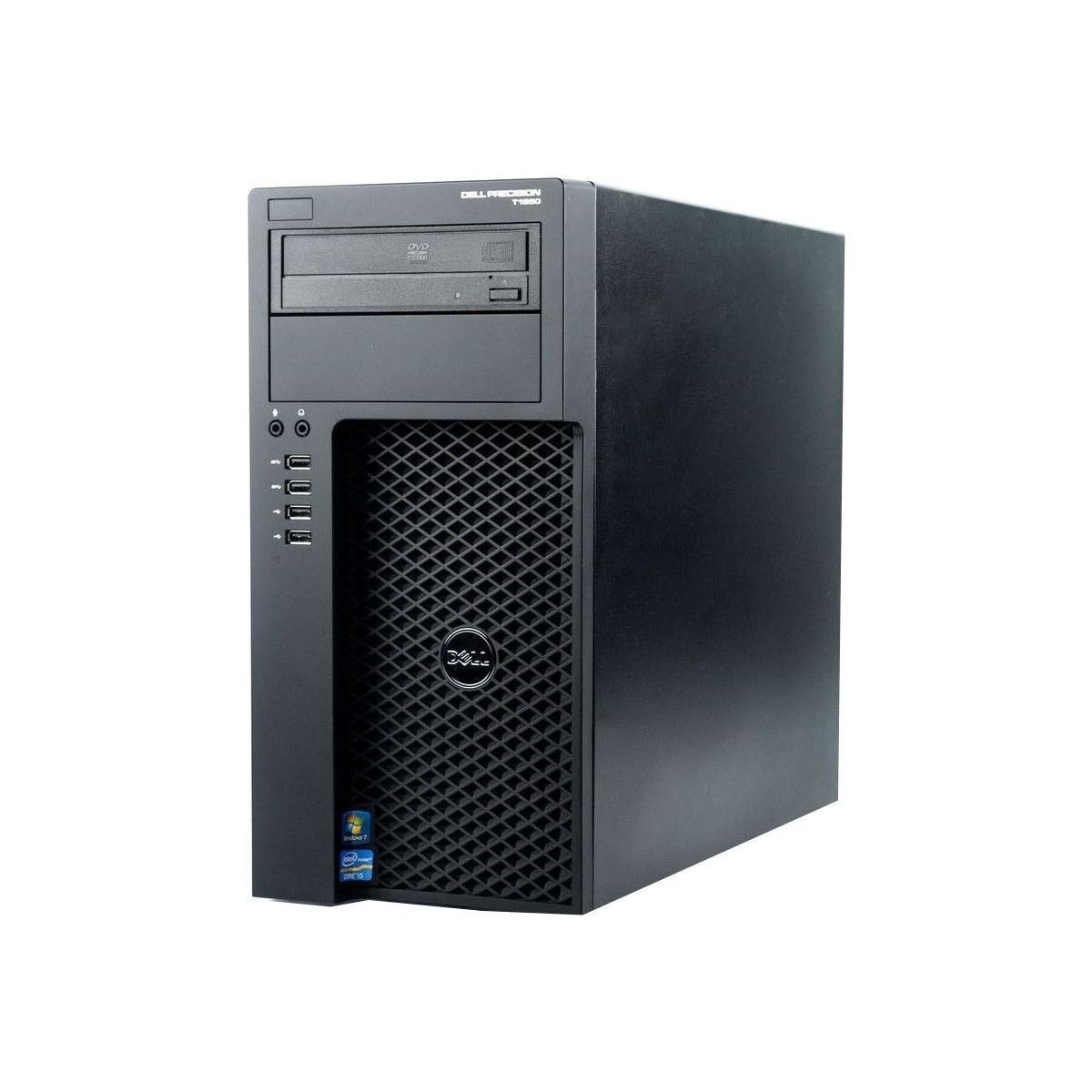 HP Z220 SFF 3.5 E3 1270 v2 8GB 256SSD K600 WIN10 PRO