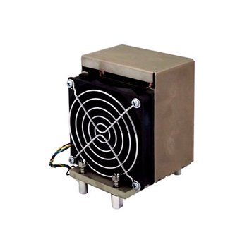 RADIATOR Z WIATRAKIEM HP XW8400 XW6400 398293-001