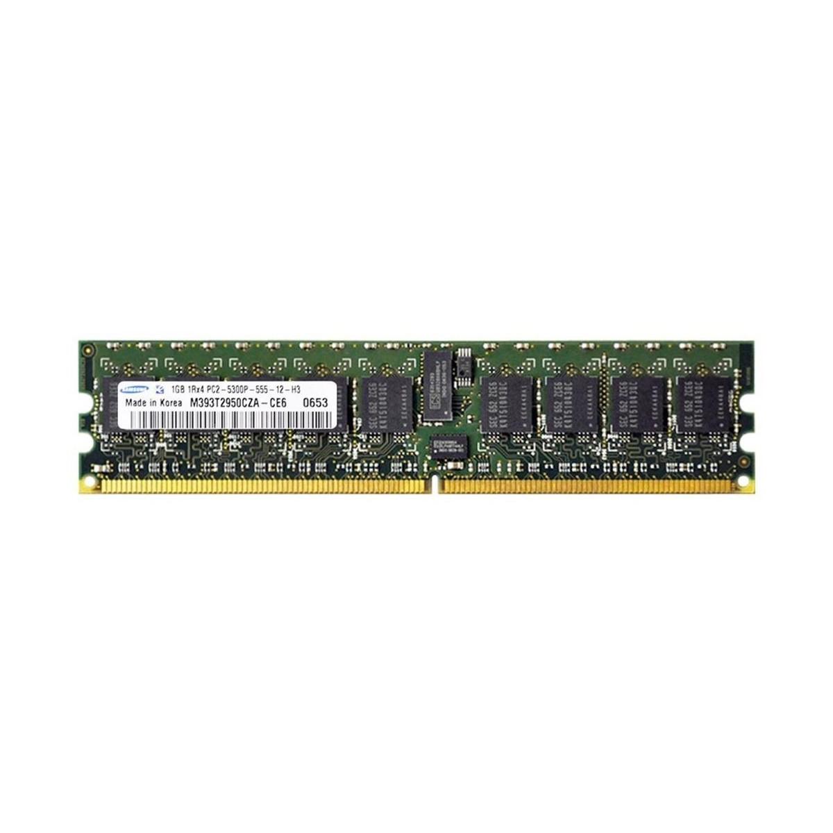 PAMIEC SAMSUNG 1GB 1Rx4 PC2-5300P 667MHZ ECC