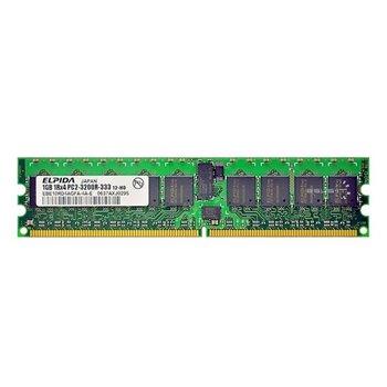 ELPIDA 1GB 1Rx4 PC2-3200R EBE10RD4ABFA-4A