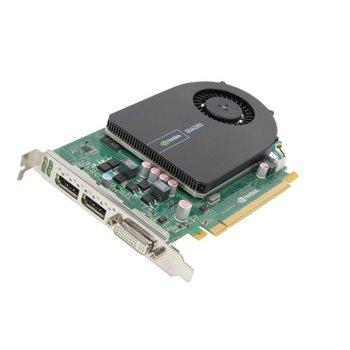 HP NVIDIA QUADRO 2000 1GB DDR5 PCI-E DVI 2xDP