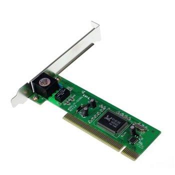 KARTA SIECIOWA PCI 1x10/100Mb CHIPSET RTL8139D