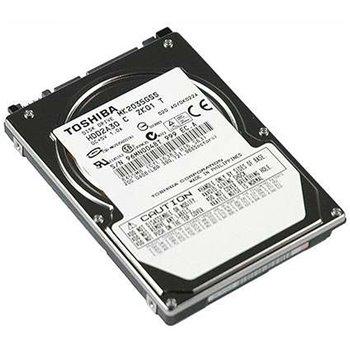DYSK TOSHIBA 200GB HDD SATA 8G 2,5 MK2035GSS