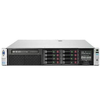 HP DL380p G8 RACK 2.4 QC 16GB 2x500GB 2xPSU P420i