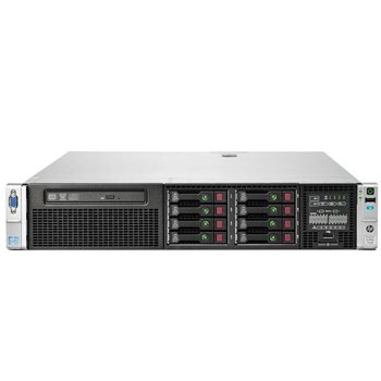 WIN2019 STD+HP DL380p G8 2x8C 128GB 4xSSD 4xHDD