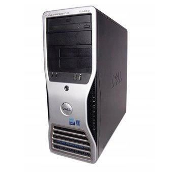 DELL T3400 C2D 4GB 2x250GB FX1700 WIN10 PRO REF