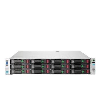 HP DL380e G8 2xE5 8CORE 64GB 14x450GB SAS SZYNY