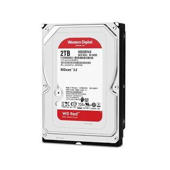 DYSK WD RED NAS 3.0 2TB SATA 5.4K 6GB WD20EFAX