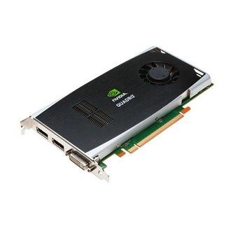 DELL QUADRO FX1800 768MB GDDR3 DVI 2xDP 0P418M