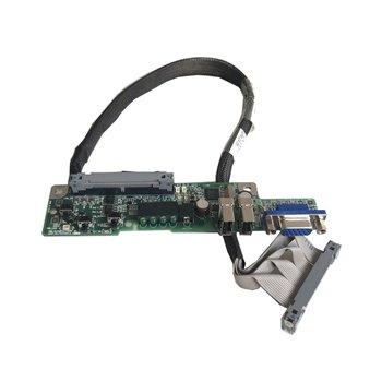 FRONT PANEL I/O VGA USB DELL SC1435 KABEL 0DK254