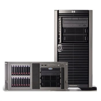 HP DL370 G6 2,4GHZ 6-Core E5645/16GB/2x300/RAID/2xPSU