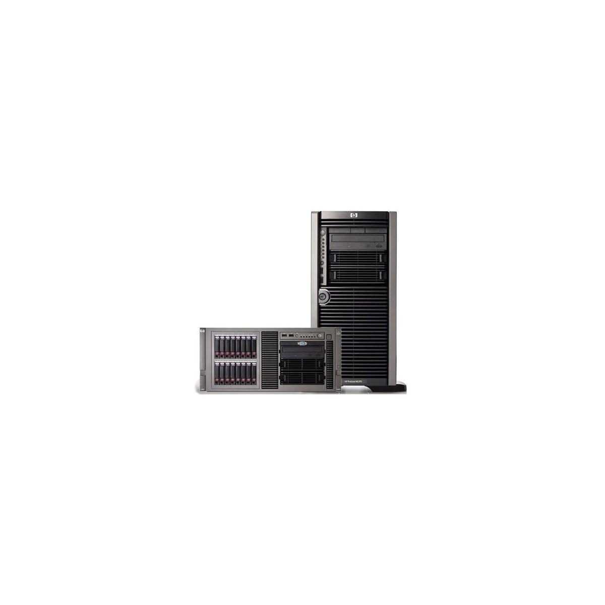 HP DL370 G6 2,4QC 16GB 2x300 P410i 2xPSU