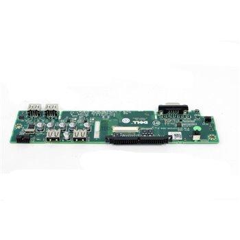 FRONT USB VGA BOARD PANEL DELL R310 R410 0H655J