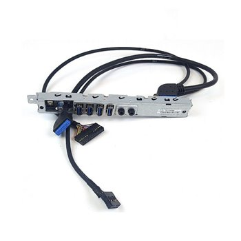 FRONT PANEL I/O 4xUSB 2xAUDIO HP Z440 746068-002