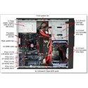 WIN2019 STD+LENOVO TS150 E3 v6 16GB 2x480GB SSD