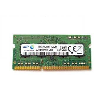 SAMSUNG 2GB SODIMM PC3 -12800S M471B5773CHS-CK