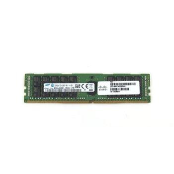CISCO 32GB PC4-2400T ECC REG UCS-MR-1X322RV-A