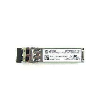 MODUŁ HP X130 10G SFP+ LC SR TRANSCEIVER JD092B