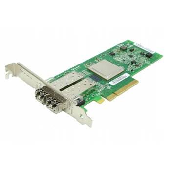 SUN QLOGIC QLE2562 2x8GB 2xGBIC FC HBA 371-4325-02