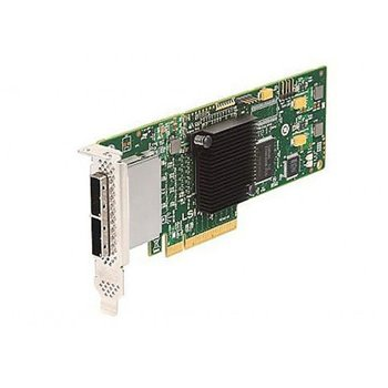 HP LSI SAS 9200-8e 8-Port 6Gb/s 617824-001 LOW