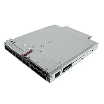HP PASS-THRU MODULE 16P X10GBE SFP+ 504624-001