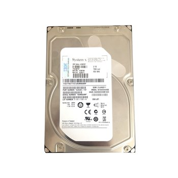 DYSK IBM 2TB SAS 7,2K 6G 3,5 42D0768