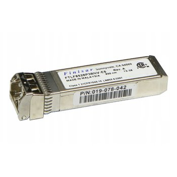 GBIC EMC FINISAR 8GB SFP+ 850NM FTLF8528P3BNV-E5