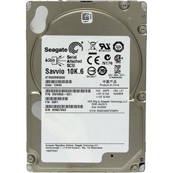 SEAGATE SAVVIO 10K.6 900GB SAS 6G 2,5 ST900MM0006