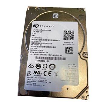 EMC SEAGATE ENT 1.2TB SAS 10K 12G 2,5 118000463-02