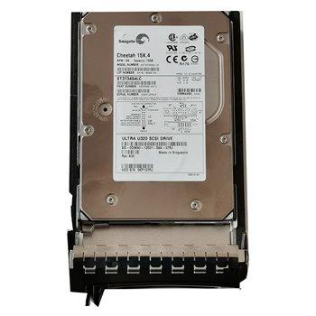DYSK DELL 73GB U320 SCSI 15K 3,5 RAMKA C5690
