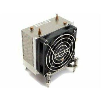 RADIATOR Z WIATRAKIEM HP XW4600 4PIN 453580-001
