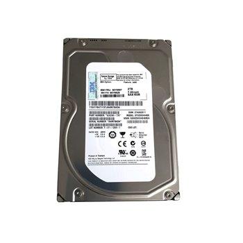 DYSK IBM 2TB SAS 7,2K 6G 3,5 90Y8597 ST32000444SS
