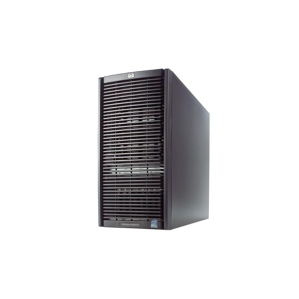 HP ML350 G6 2.4 QC 16GB 3x500GB 2xPSU P410i ILO2