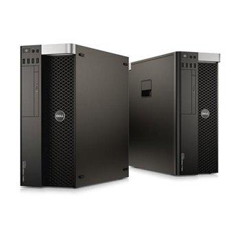 DELL T3610 3.7 E5 v2 32GB 256GB SSD RX550 W10 PRO