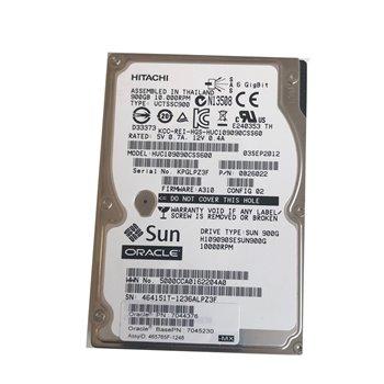 HGST SUN ORACLE 900GB SAS 6G 10K 2,5 7044376